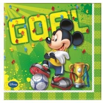 P/20 Serv.Mickey Goal