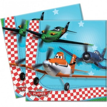 P/20 Serv. Planes / Aviones