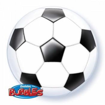 Globo Burbuja Balon Futbol