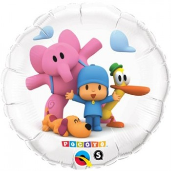 """Globo 18""""Pocoyo&Amigos"""