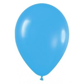 B/50 Globos R.12 Azul