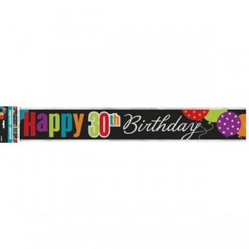 Guirn.Negra Nº30 Happy B-Day