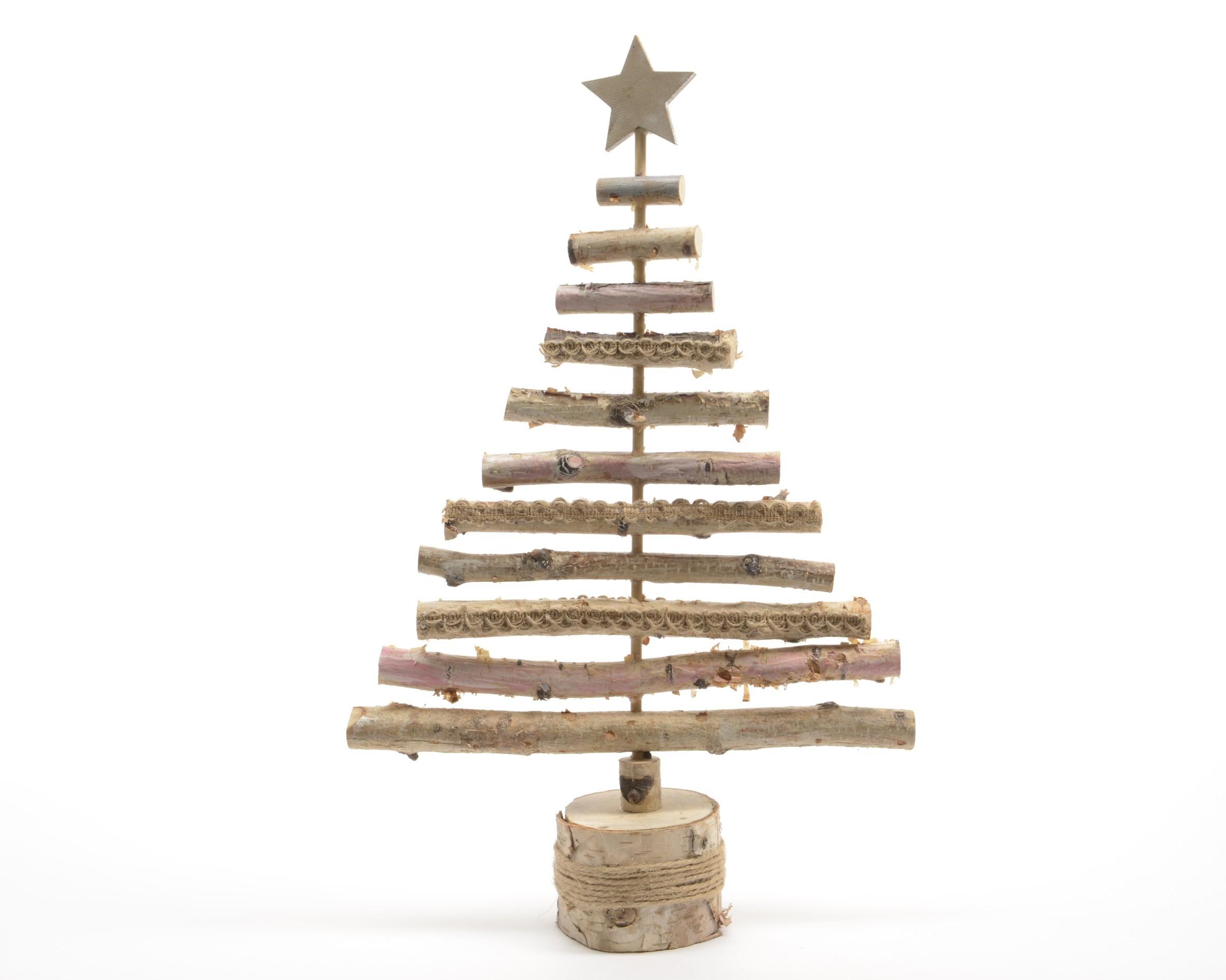 Arboles de navidad de madera rbol de navidad de palets - Originales arboles de navidad ...