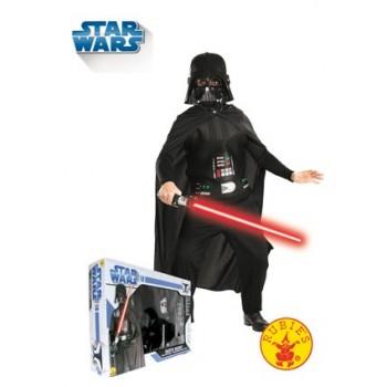 Disf.Inf.Darth Vader T-S Caja
