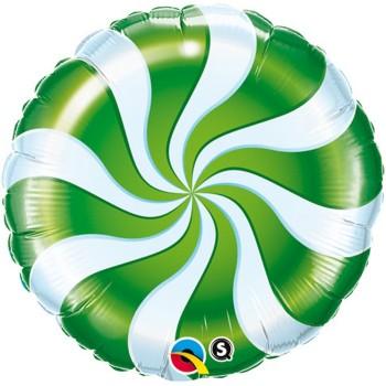 """Globo 18""""Caramelo Verde"""