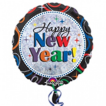 "Globo 18"" Cheers To New Year"