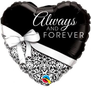 Globo Corazon Always&Forever