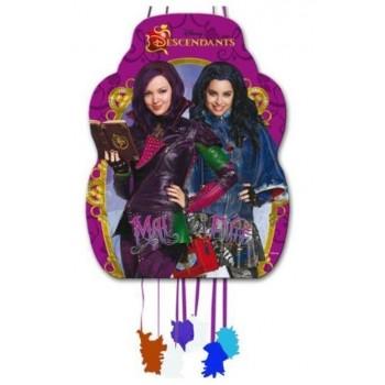 Piñata Perfil Descendants