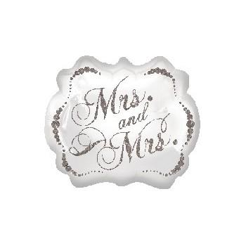 Globo Sparkling Mrs&Mrs