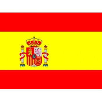 Bandera España Escudo 90X145cm