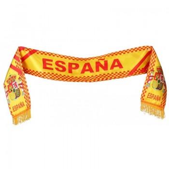 Bufanda Tela Espana 14X130cm