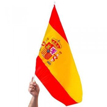 Bandera España C/Palo 60X90cm