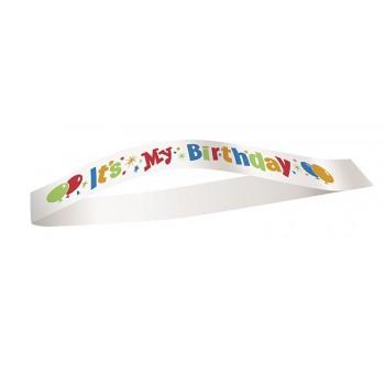 Banda Tela Its My Birthday