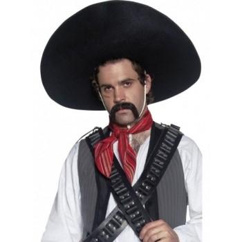Sombrero Bandido Mejicano