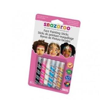 Barras Maquillaje Chicas