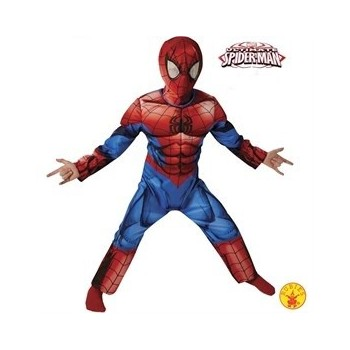 Disf.Inf.Spiderman Delux Tl