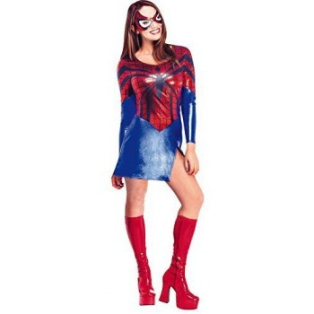 Disf. Spider Girl T.M