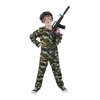 Disf.Inf.Soldado Combate T-M