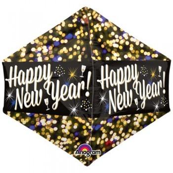 Globo Happy New Year Celebrati