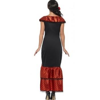 Disf.Chica Flamenco T-Xl