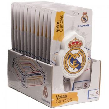 Vela Fig. Real Madrid 7.5Cm