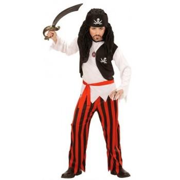 Disf.Inf.Pirata 8-10 Años