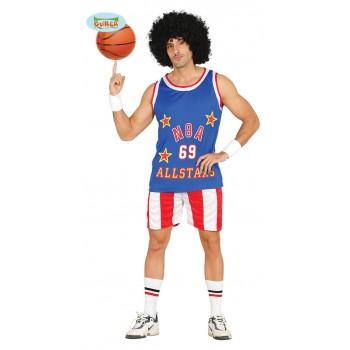 DISF.JUGADOR BALONCESTO NBA