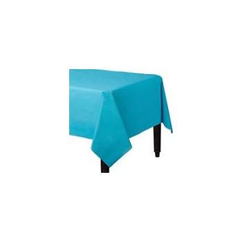Mantel Pl.Rect. Azul Caribe