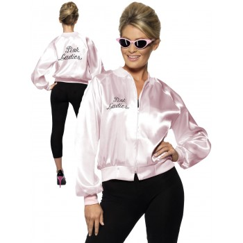 Chaqueta Rosa Grease T-S