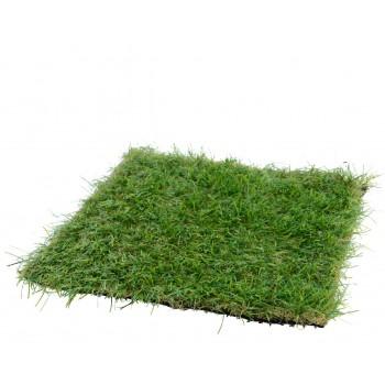 Cesped Artif.Verde 25X25cm