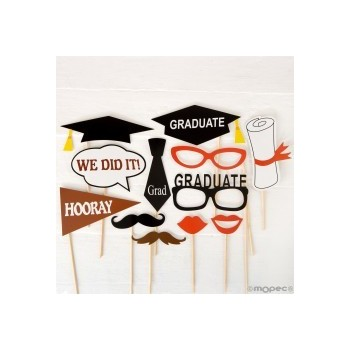 Set Photocall Graduacion