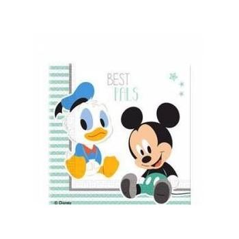 P/20 Serv.Mickey Baby