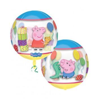 Globo Orbz Peppa Pig