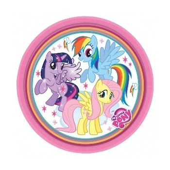 P/8 Plato 23Cm My Little Pony