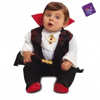 Disf.Inf.Dracula 1-2Años Niño