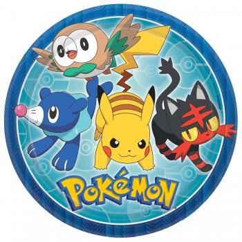 P/8 Plato 23Cm Pokemon