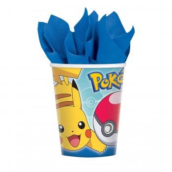 P/8 Vaso Pl.Pokemon