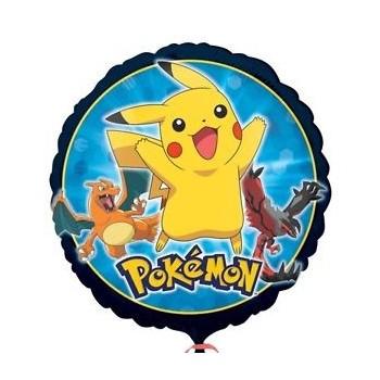 """Globo 18"""" Pokemon"""