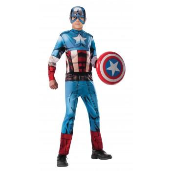 Disf.Inf.Capitan America 3-4