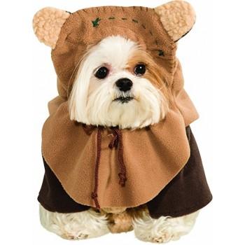 Disf.Mascota Ewok T-S