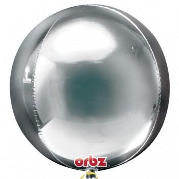 Globo Orbz Plata
