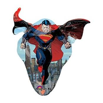 Globo Superman Volando 78CM