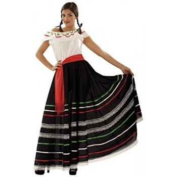 Disf.Mujer Mejicana Ts