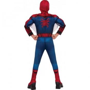 Disf.Spiderman Musculoso 8-10