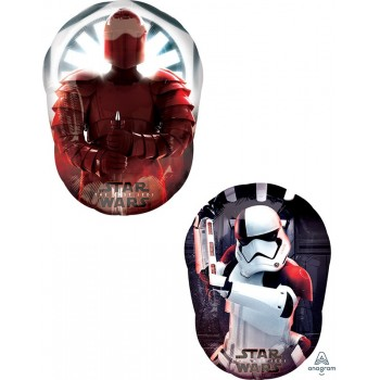 Globo Star Wars El Ultimo Jedi