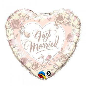 Globo Corazon Just Married