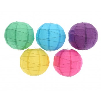 Farol 25Cm Colores Surt.