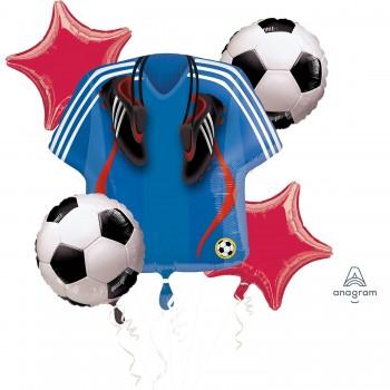 Globo Bouquet Futbol