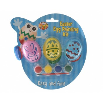 Kit P/Pintar Huevos Pascua