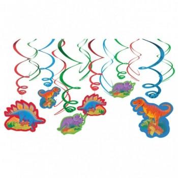 P/12 Colg.Espiral Dinosaurios